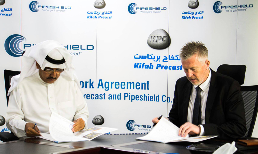 KPC JV with PIPESHIELD